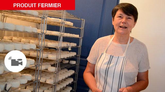 Drôme / Grignan : le fromage de chèvre qui fait recette sur les stands  de marché