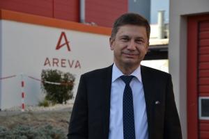 Jean-Jacques Dreyer, directeur du site Orano Tricastin