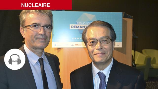 Gard / Marcoule : la filière mise sur la déconstruction de Fukushima