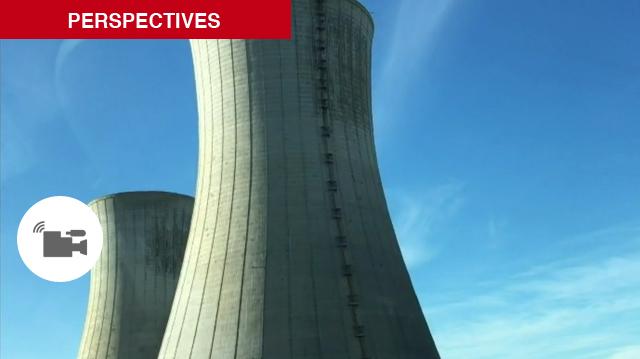 Drôme/ Tricastin : les deux tours de refroidissement seront démolies
