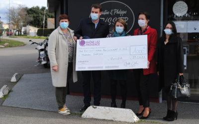 VAUCLUSE BOLLèNE : UN BON D'ACHAT DE 1000€ POUR LA GAGNANTE DU PRIX 'MON COMMERÇANT À 100%'
