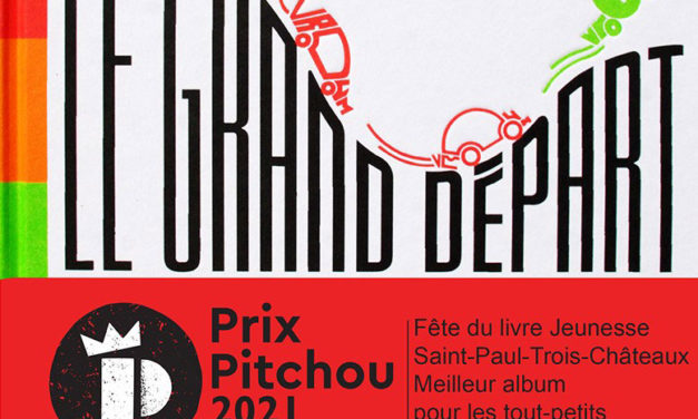 DRÔME / SAINT-PAUL-TROIS-CHÂTEAUX : LE PRIX PITCHOU DECERNE A SYLVAIN LAMY, AUTEUR DU « GRAND DEPART »